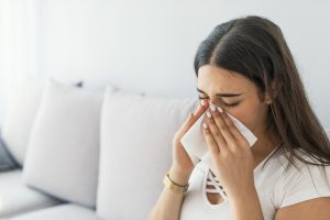 Allergies are just one of the side effects of polluted indoor air.
